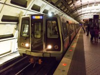 File Photo: ALEXANDER BROWN/THE HOYA All D.C. Metro riders will be required to purchase SmarTrip cards.