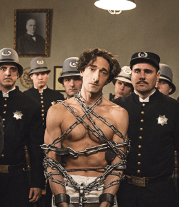 """LIONSGATE The History Channel's series, """"Houdini,"""" branches into new territory with a scripted, fictional retelling of this historic story."""