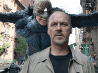 """SCREENSLAM.COM  Michael Keaton stars in """"Birdman"""" which looks at an actor haunted by his past role."""
