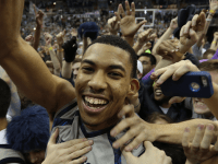 FILE PHOTO: CHRIS BIEN/THE HOYA Forward Otto Porter is averaging eight points a game this season for the Washington Wizards. He is shooting 51.1% from the field.