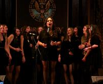 The Georgetown GraceNotes (Isabel Binamira/The Hoya)