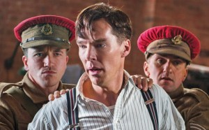 "TIMEINC.NET n the new movie ""Imitation Game, "" Benedict Cumberbatch plays Alan Turing, who helped break the Nazi code during World War II."