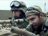 COURTESY CDN.PHILLYMAG.COM Bradley Cooper plays the American sniper Chris Kyle in an emotional story that grapples with the personal effects of war.