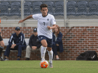 Men's Soccer | GU Falls in Season Finale