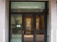FILE PHOTO: DANIEL SMITH/THE HOYA Emeritus Director of the University of Delaware Counseling Center Dr. John Bishop released a report on Georgetown's medical leave of absence process June 28.