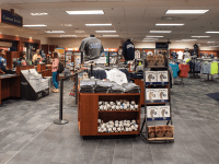 FILE PHOTO: SOPHIE FAABORG-ANDERSON/THE HOYA At least three Georgetown University book store employees were not rehired when Barnes & Noble College took over operations from Follett in June.