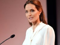 INSTYLE Actress and humanitarian Angelina Jolie will not be joining Georgetown in the fall.