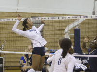 Volleyball | GU Drops Big East Home Opener