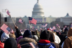 WASHINGTON.ORG The D.C. Council is considering reducing the amount of money they will spend on the 2017 presidential inauguration.