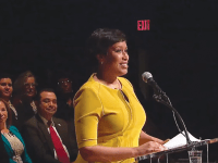 YOUTUBE In her fourth State of the District Address, D.C. Mayor Muriel Bowser focused on local autonomy and committment to resisting federal interference in local laws. Bowser also asked President Donald Trump and his administration to focus on improving D.C. infrastructure.