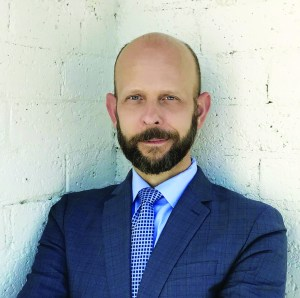 COURTESY SCOTT CAWOOD McDonough School of Business professor Scott Cawood plans to take office as CEO of WorldatWork in June.