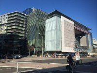 WIKIMEDIA COMMONS The owners of the seven-floor Newseum property on Pennsylvania Ave. may sell all or part of the struggling museum.