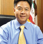 TED LIEU Democratic Congressman Ted Lieu ( ) of California advocated action on climate change.