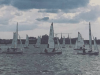 GUHOYAS  The Georgetown sailing team, after relinquishing its No. 1 ranking, will compete in the Navy Fall Coed Intersectional this weekend.