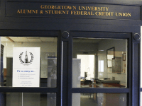 SUBUL MALIK FOR THE HOYA Students of Georgetown, Inc. and the Georgetown University Alumni and Student Federal Credit Union are responding to recent cyberattacks around the country with new protocols.