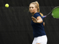 The Hoyas went 0-1 in doubles and 1-5 in singles matches.