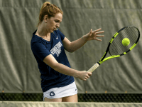 WOMEN'S TENNIS | Hoyas Split First Two Conference Matches
