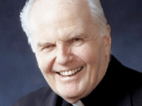 GEORGETOWN UNIVERSITY | Social justice advocate and former Georgetown University professor Fr. Charles Currie, S.J., died Jan. 4. Currie served as special assistant to University President John J. DeGioia in 1989.