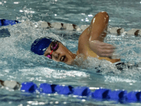 SWIMMING AND DIVING | Strong Showing for Hoyas in Tri-Meet With Seton Hall and Providence