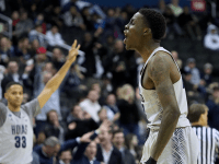 MEN'S BASKETBALL | Georgetown Loses Heartbreaker to Visiting Butler