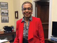 @ELEANORHOLMESNORTON/TWITTER | A bill introduced by Del. Eleanor Holmes Norton (D-D.C.) on March 28 would give Washington, D.C., more control over its judicial system. The bill is Norton's latest effort to grant the District more autonomy.