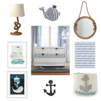 Home Inspiration: Nautical Nursery