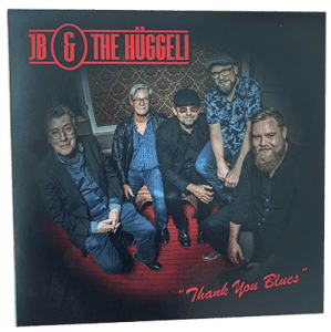Thank You Blues - LP cover