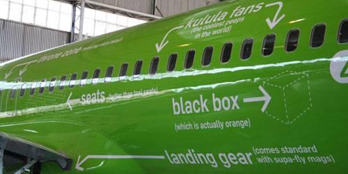 Kulula Airlines - Flying 101