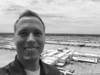 Shameless Selfie from above the airport