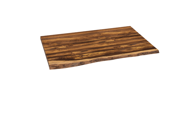 Standing Desk with Solid Wood Desktop by UPLIFT Desk  Human Solution