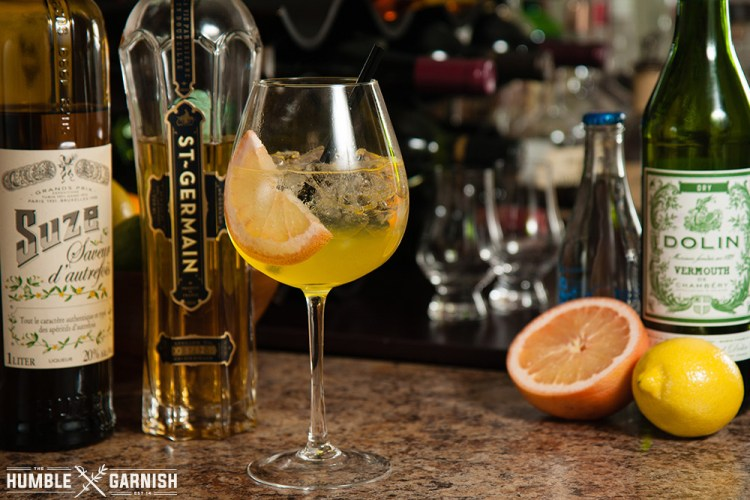 3 SUZE Cocktails To Expand Any Palate