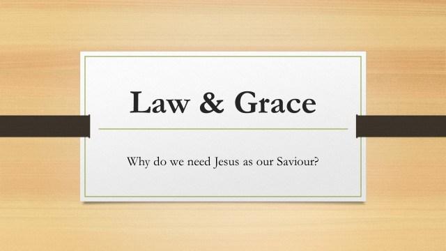 Why do we need Jesus as our Saviour