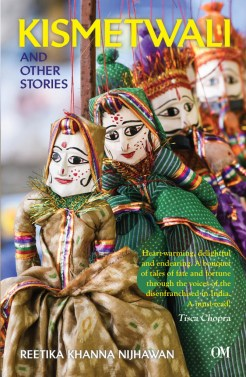 Cover Kismetwali and other stories