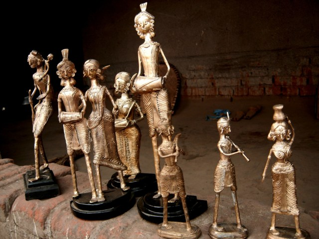 Tribal folk miniatures-Chhattisgarh