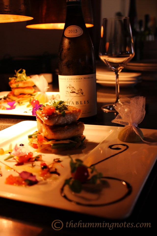French cuisine, The Grill Room at The Lalit