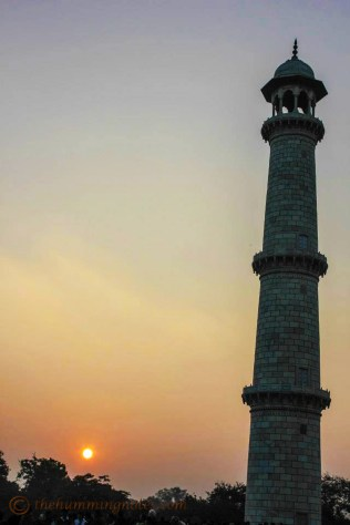 One of the main pillars of the monument
