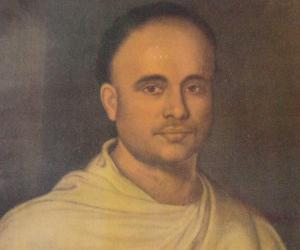 The great reformer in his young days; Image credit