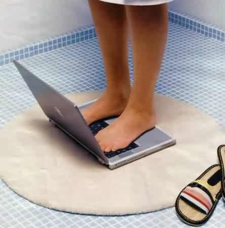 laptop scale