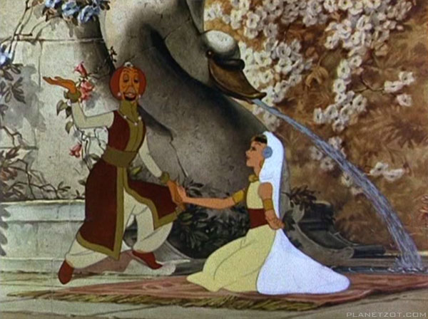 Image result for The Singing Princess 1949 Jafar