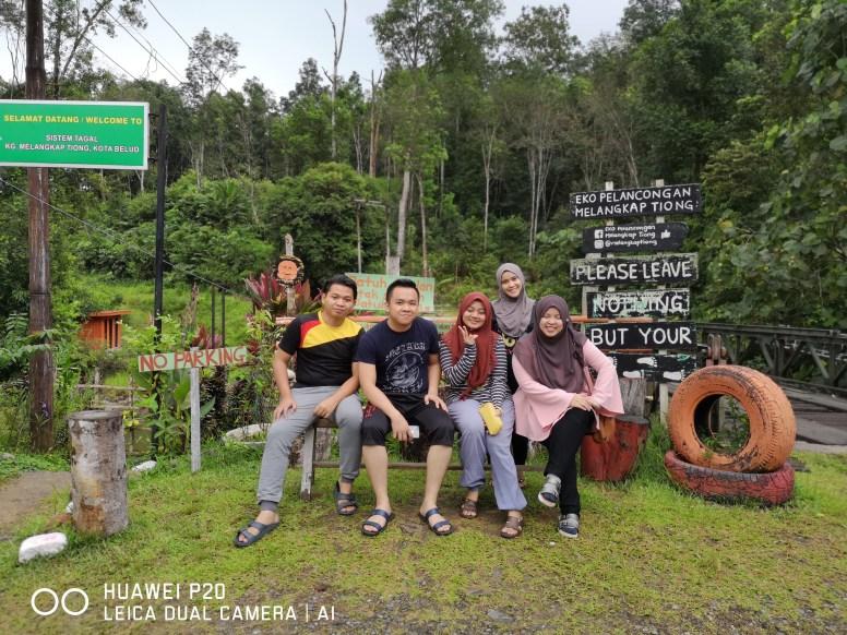 The Tagal territory