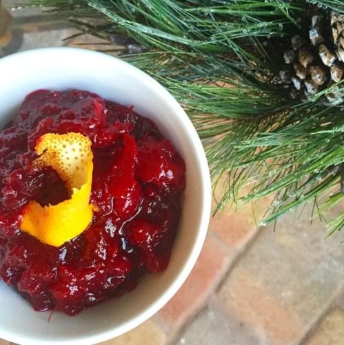orange cranberry sauce recipe