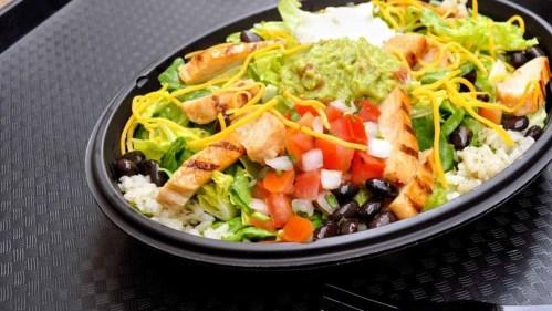 Taco Bell healthy food