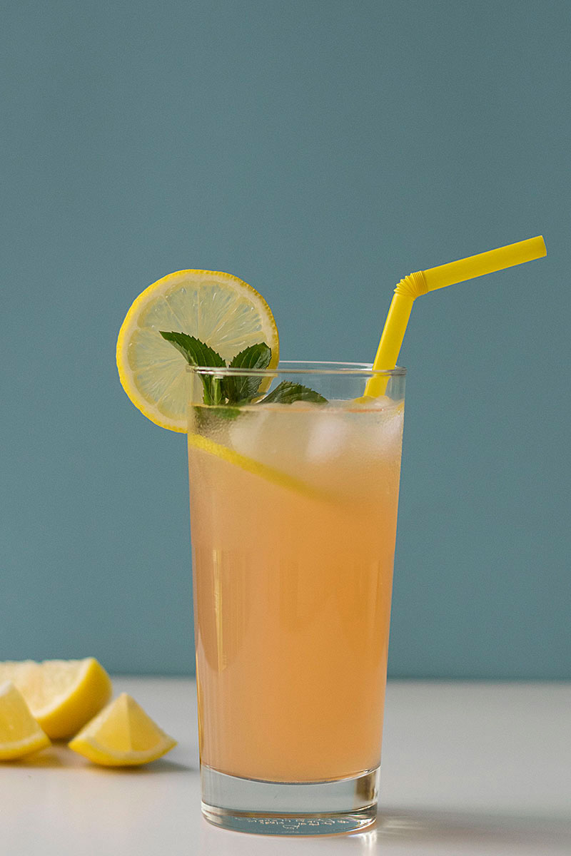 Lavender pink lemonade 1