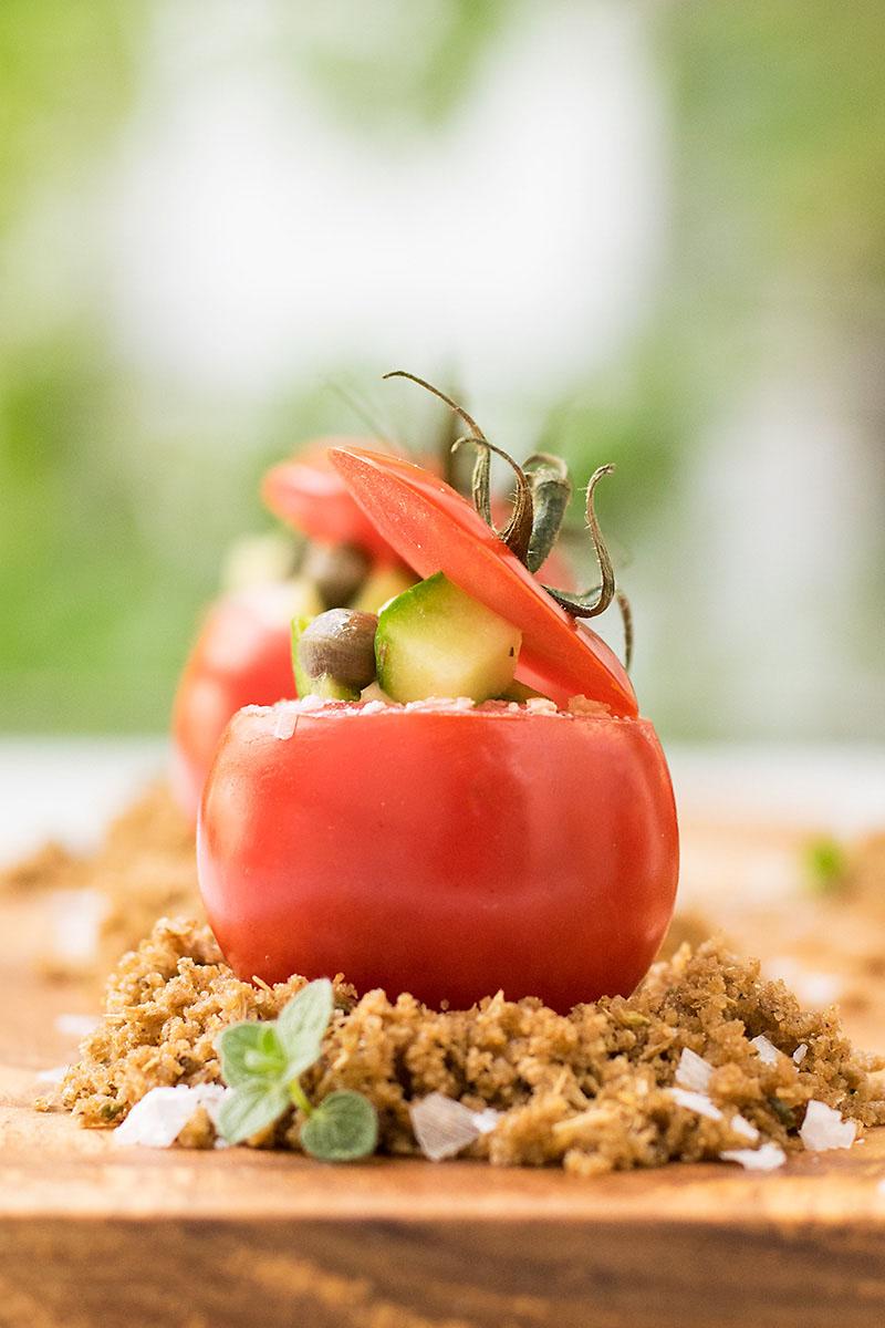 Authentic Greek Salad 2 ways 5