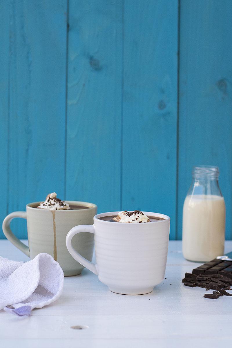 How to make thick & velvety French hot chocolate (Chocolat Chaud) 5