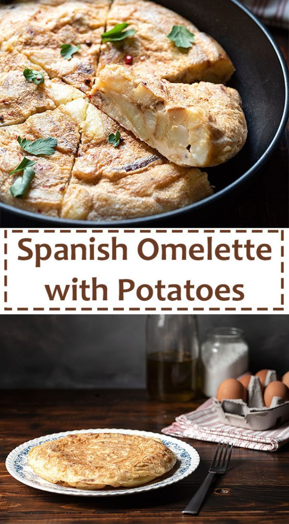Spanish tortilla recipe (omelette with potatoes) 6