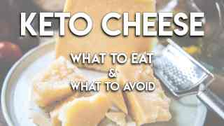 The Skinny on Keto Cheese