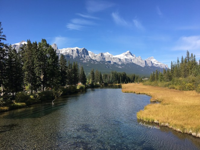One last walk through Canmore