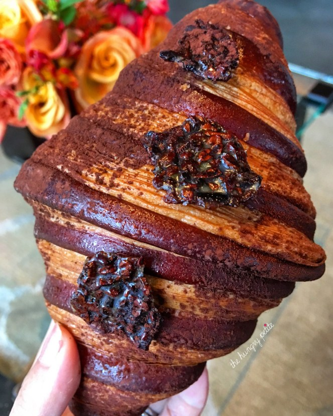 Chocolate Croissant - my favorite!