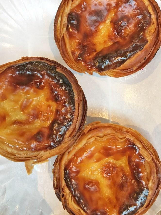 Jabugo - Portuguese egg tarts